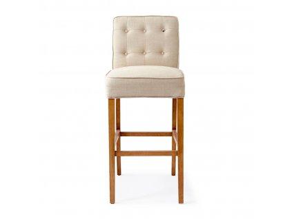 Béžová barová židle Rivièra Maison Cape Breton
