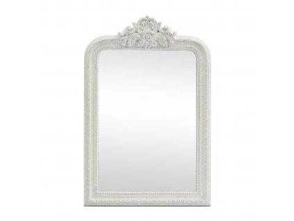 Bílé nástěnné zrcadlo Rivièra Maison Vernier 80x120 cm