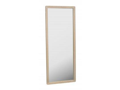 104263 b, Metro spegel 150x60, vitpigmenterad ek R