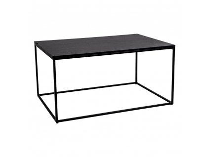 Černý konferenční stolek Energy
