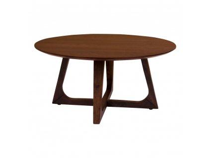 Konferenční stolek Marry z pravé ořechové dýhy