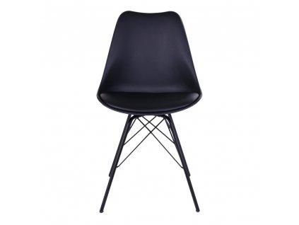 Jídelní židle Nora černá