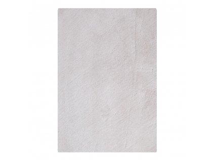 Bílý koberec Faramo 160x230 cm
