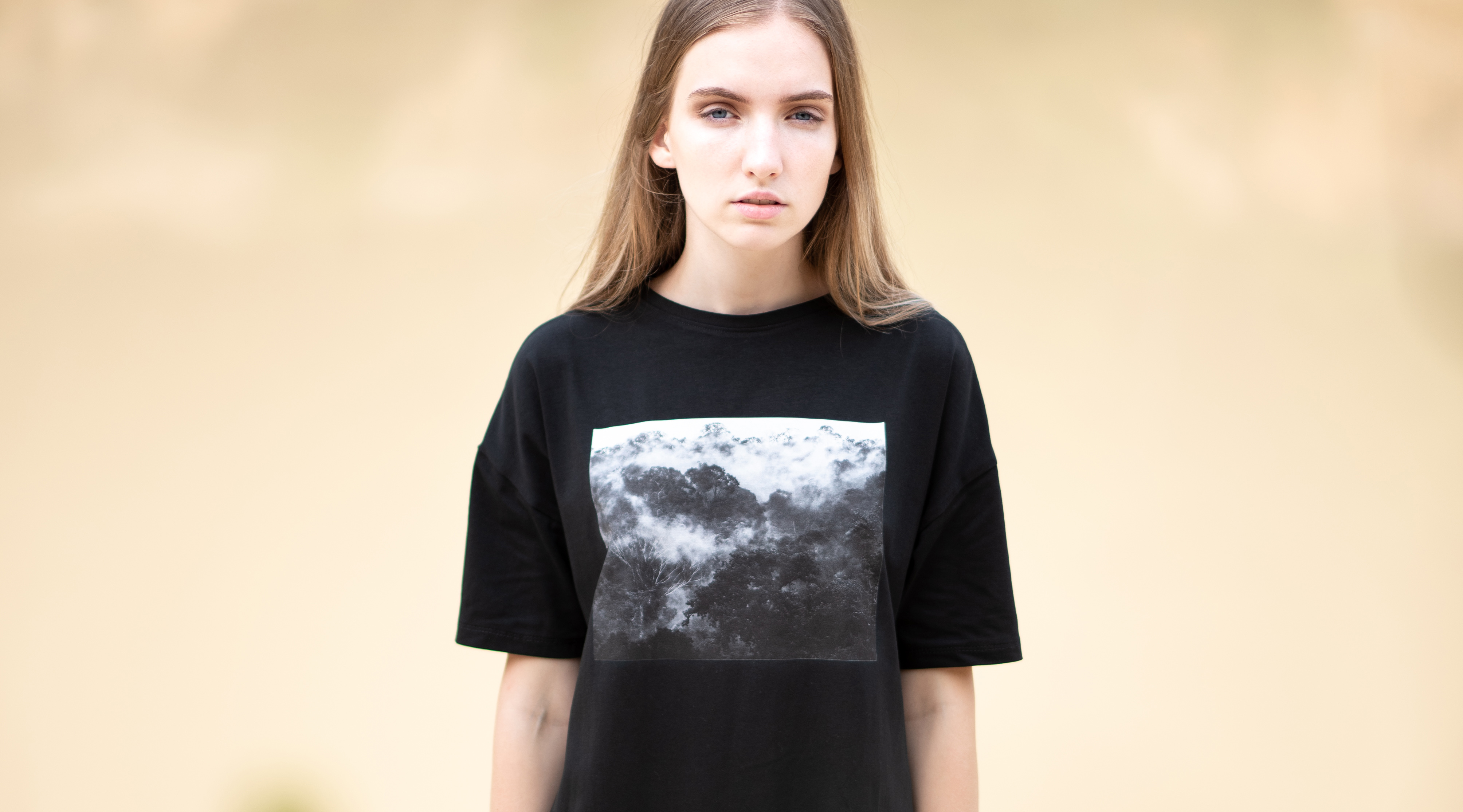 Kousek pralesa tričkošaty
