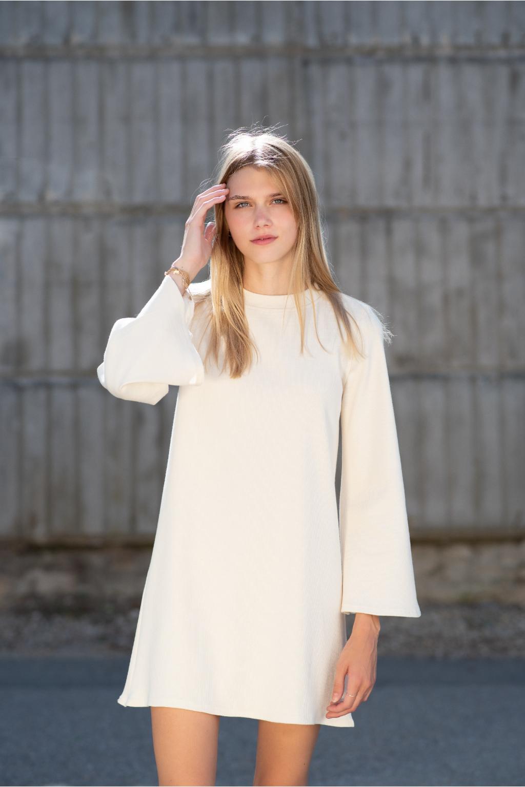 KOUSEK biobavlněné šaty