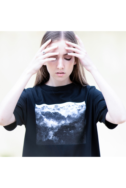 Tričko Kousek pralesa