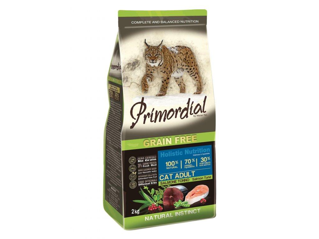PGF Cat Adult Salmon & Tuna 2 kg
