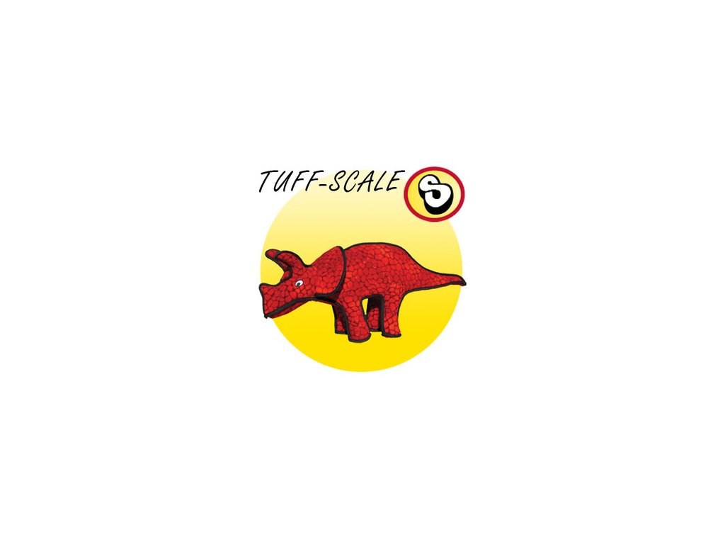 TUFFY Dinosaur Triceratops
