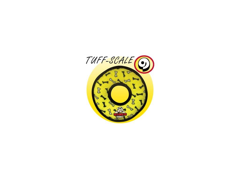 TUFFY Ultimates Ring Yellow Bones