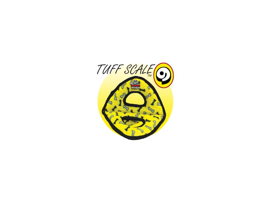 TUFFY Ultimates 4 Way Ring Yellow Bone