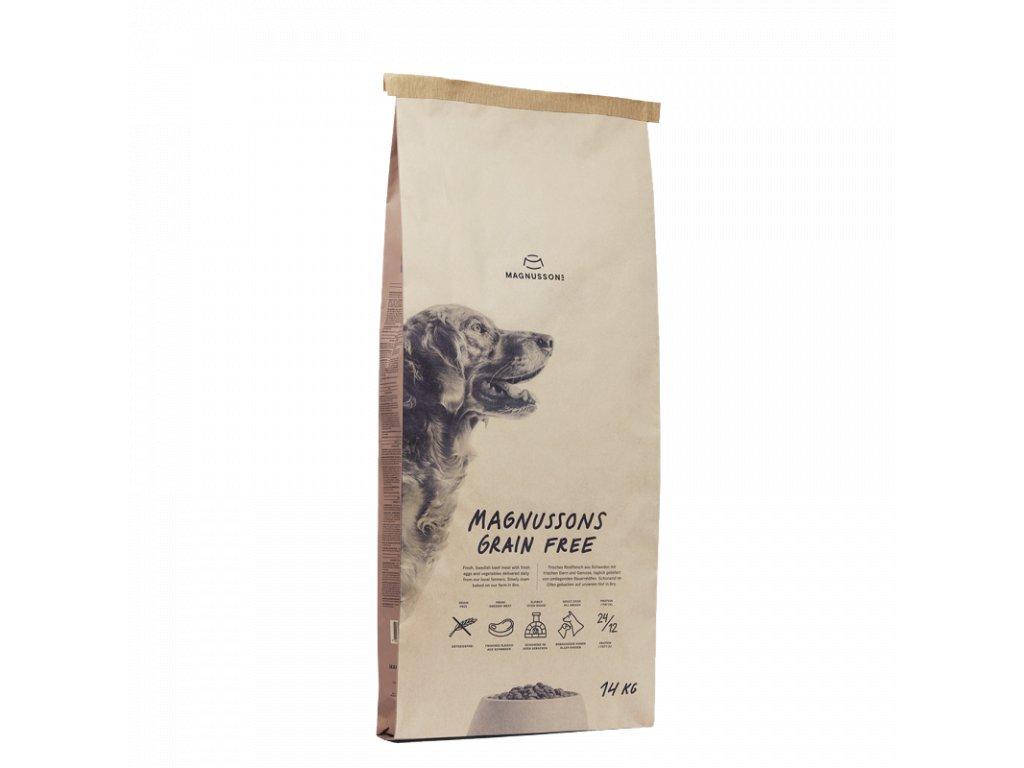 MG Meat&Biscuit GRAIN FREE 14kg