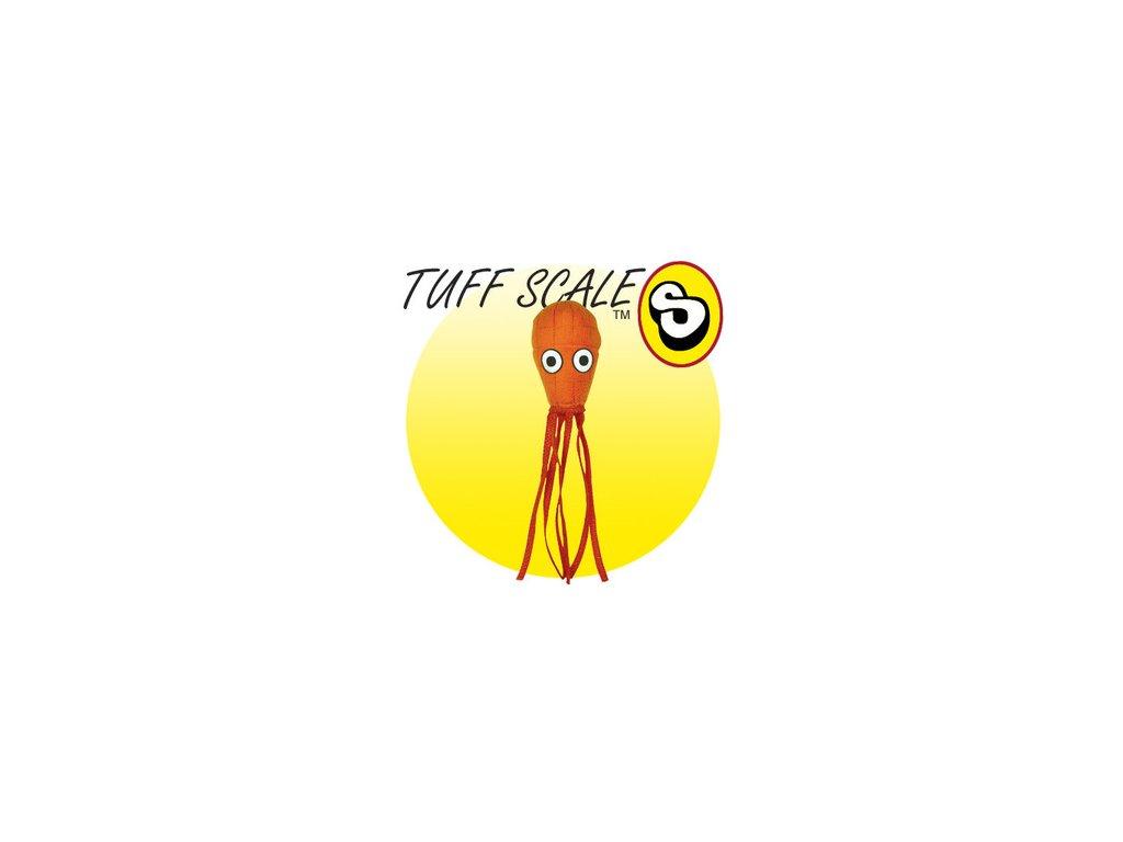 TUFFY Ocean Creature JR Squid Pink