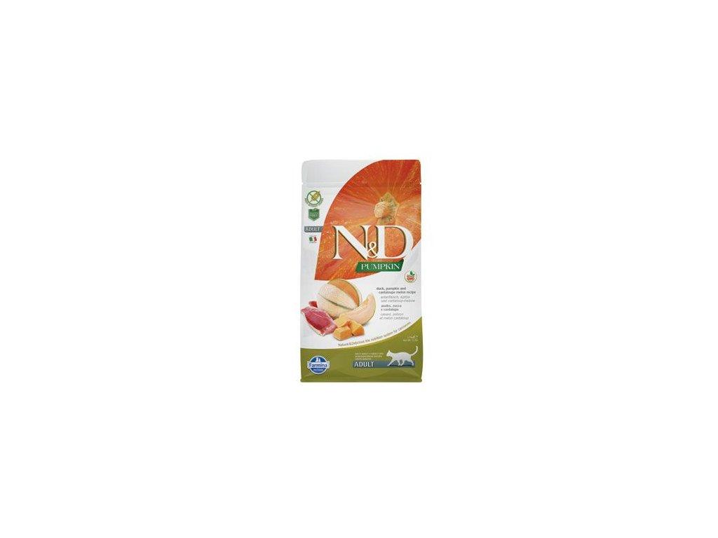 N&D Pumpkin CAT Duck & Cantaloupe melon 5kg