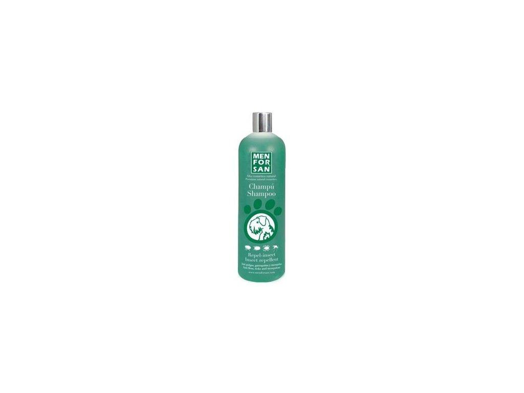 Menforsan Šampon přírodní proti hmyzu pro psy 1l