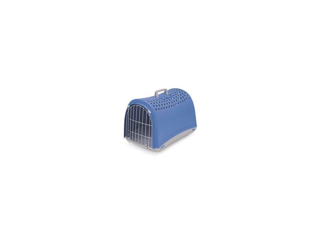 Přepravka IMAC plast modrá 50x32x34,5cm