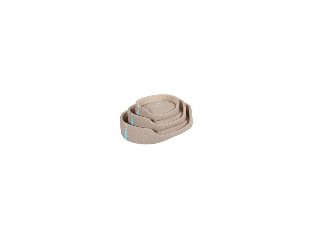 Pelech IN&OUT Oval 60cm béžový Zolux