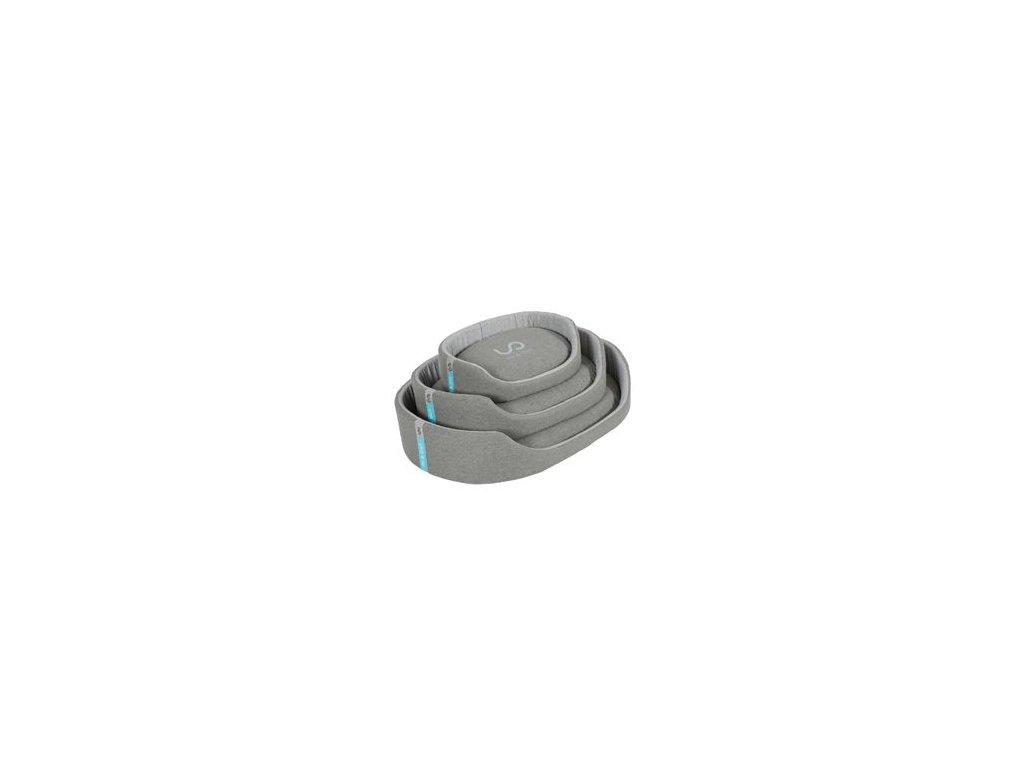 Pelech IN&OUT Oval 80cm šedý Zolux