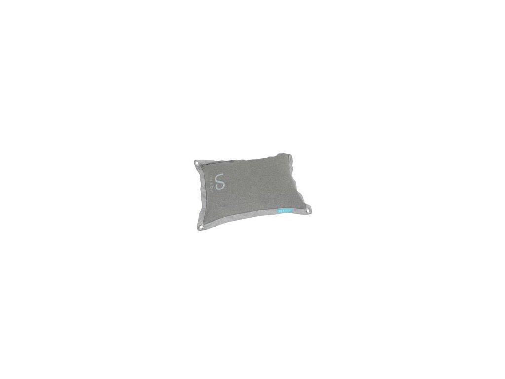 Pelech polštář IN&OUT 70cm šedý Zolux
