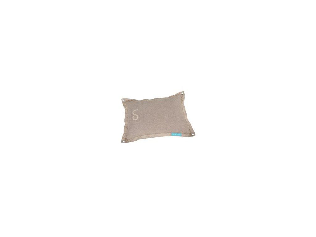 Pelech polštář IN&OUT 110cm béžový Zolux