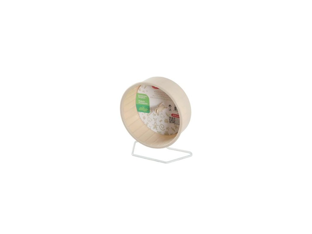 Kolotoč plastový prům.12cm, kovová základna béžový Zol
