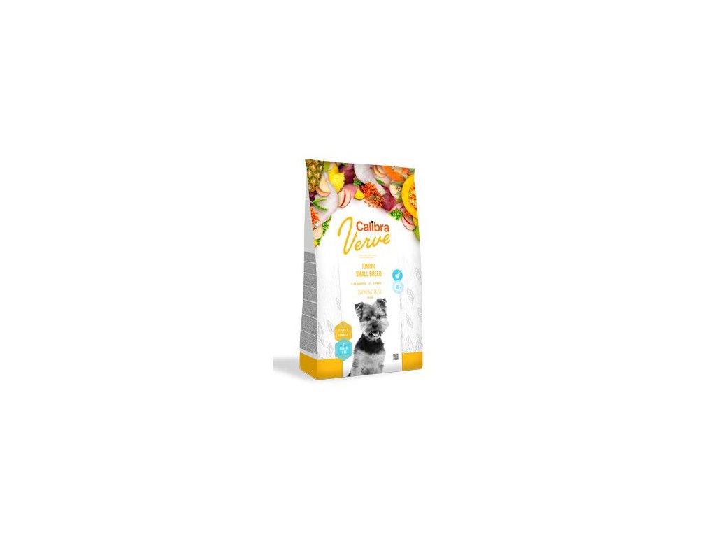 Calibra Dog Verve GF Junior Small Chicken&Duck 6kg