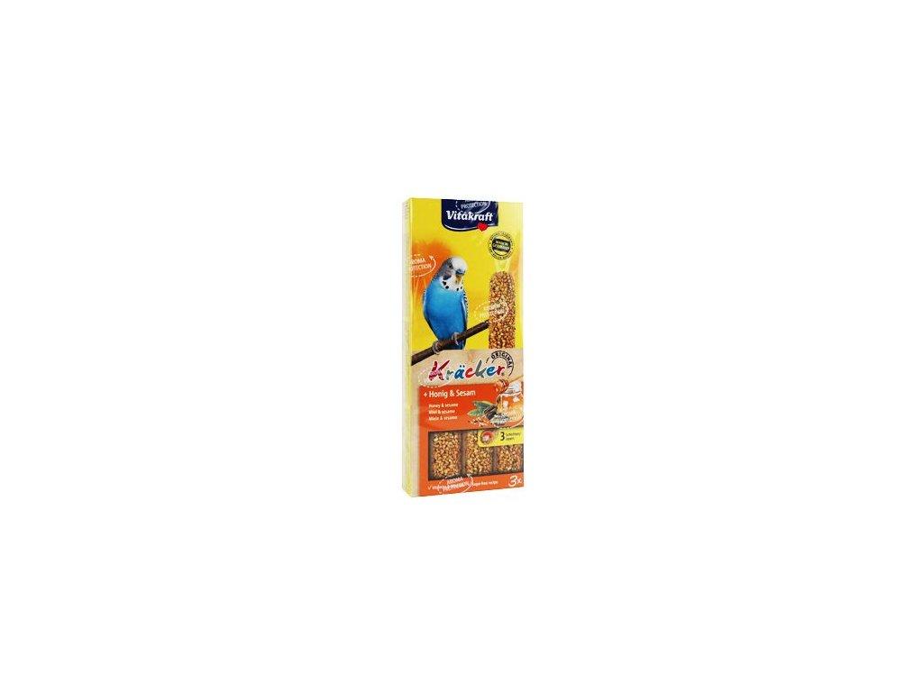 Vitakraft Bird Kräcker Andulka med sez.tyč 3ks