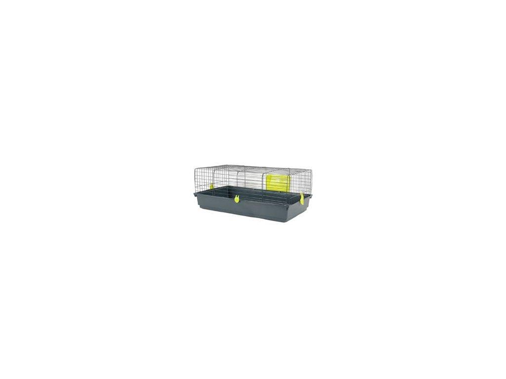Klec hlodavec CLASSIC 100 černá/zelená Zolux