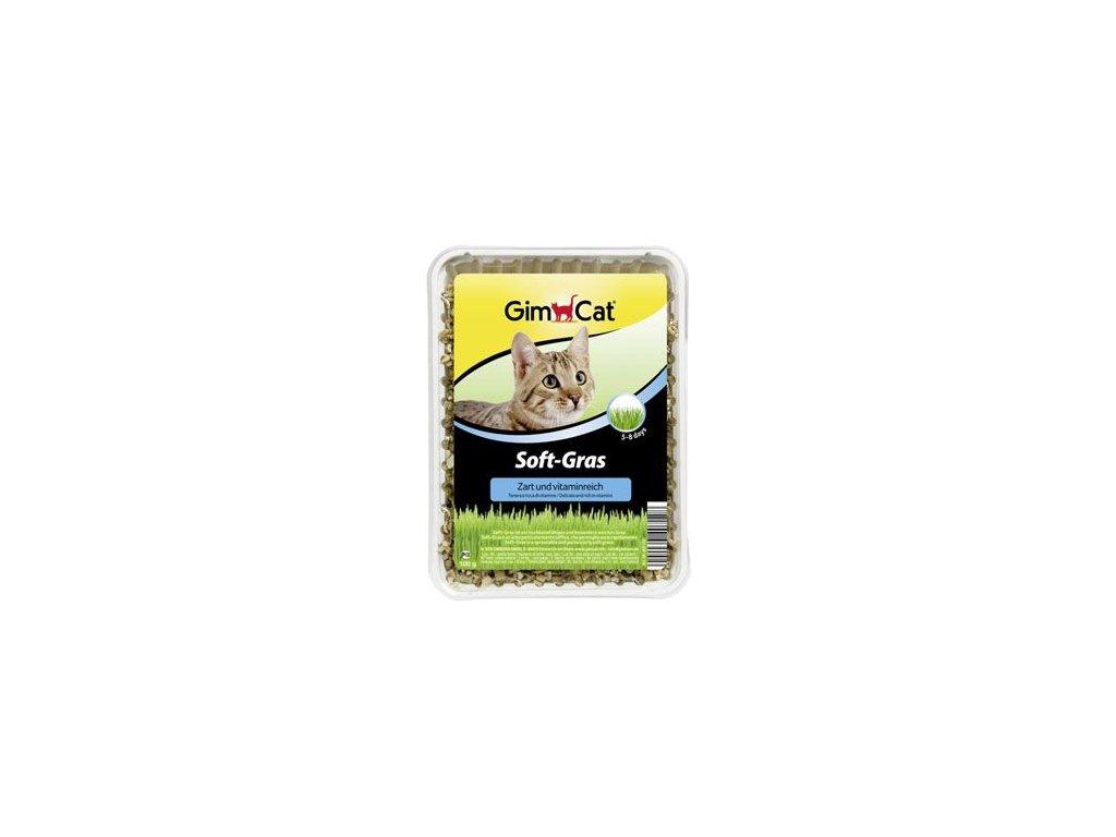 Gimpet kočka Tráva Soft-Grass 100g