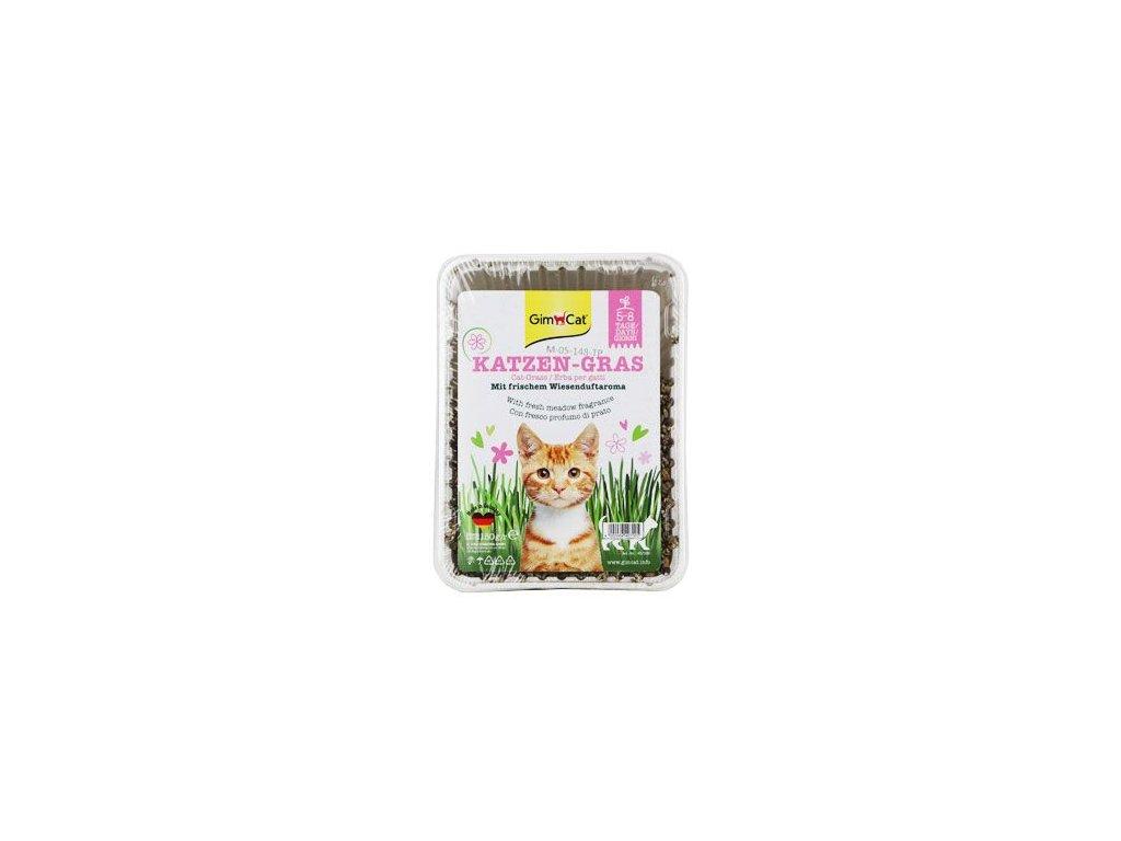 Gimpet kočka Tráva s luční vůní 150g