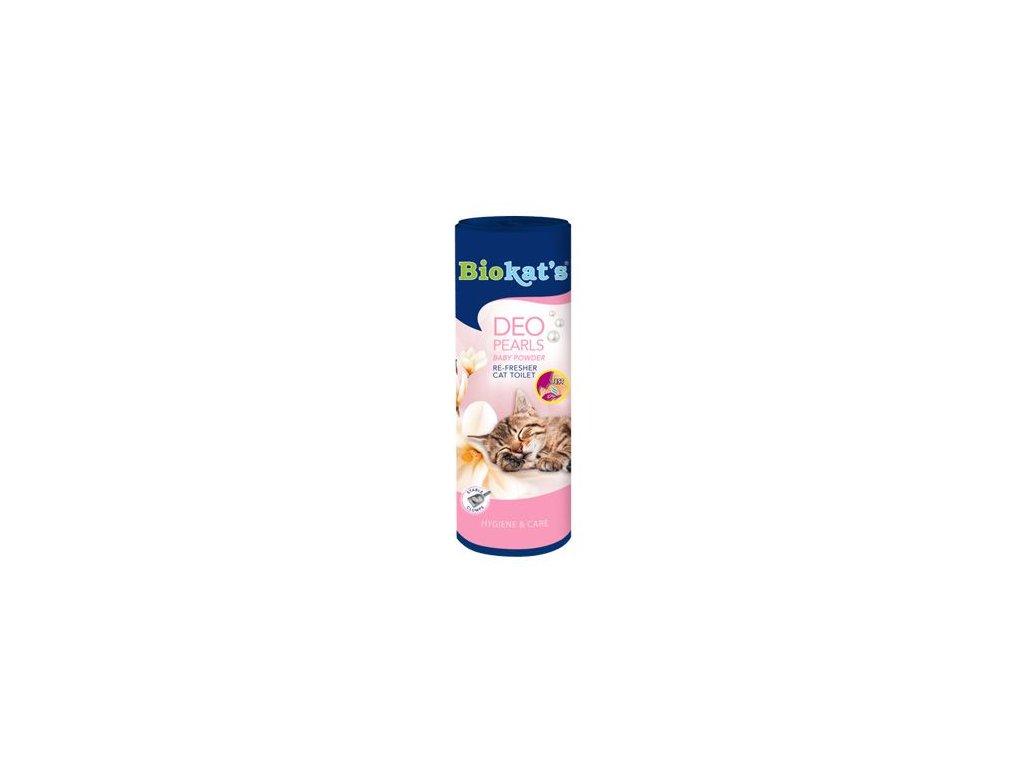 Biokat's osvěžovač WC vanila dream 700g