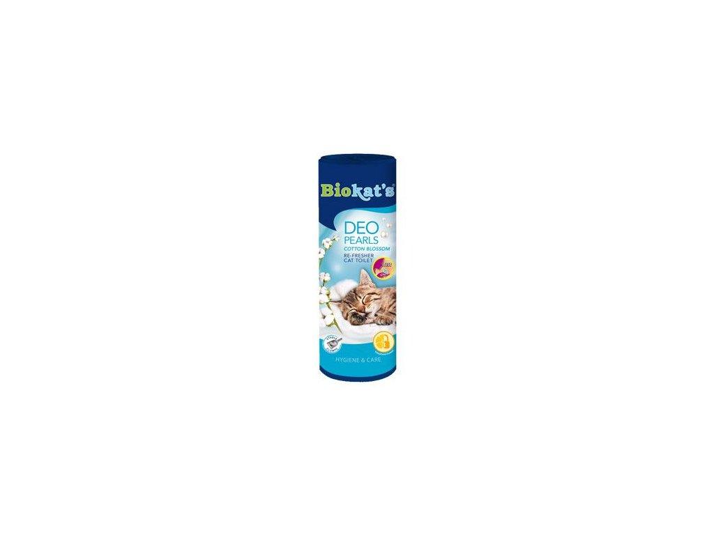 Biokat's osvěžovač WC cotton blossom 700g