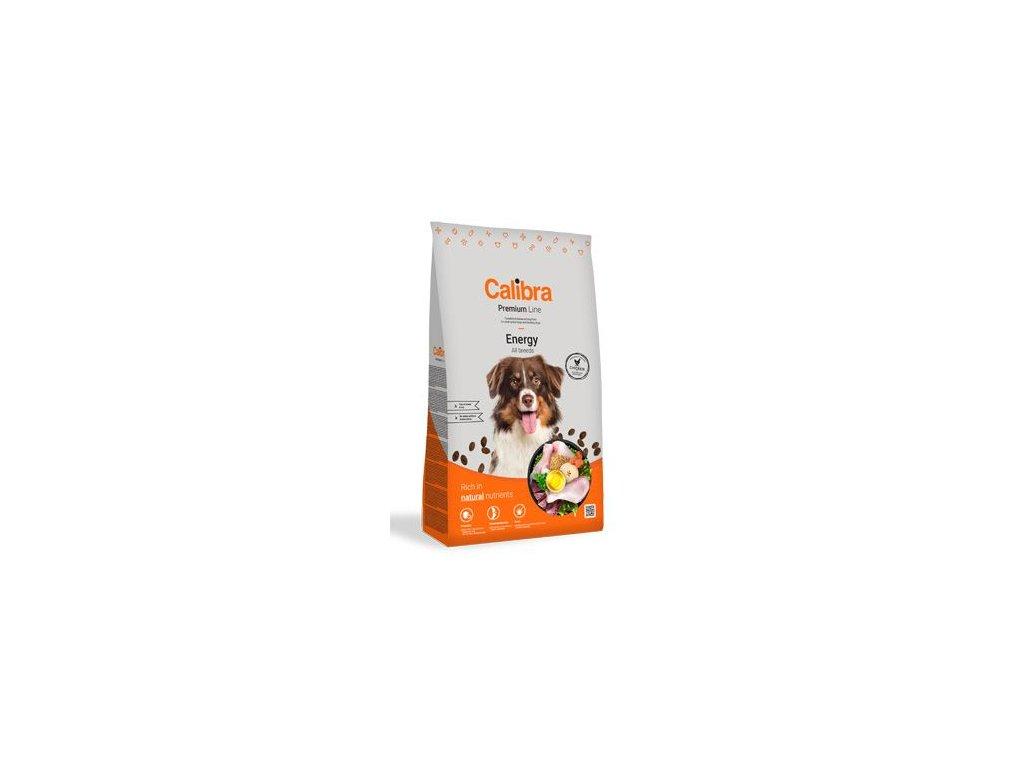 Calibra Dog Premium Line Energy 3 kg NEW