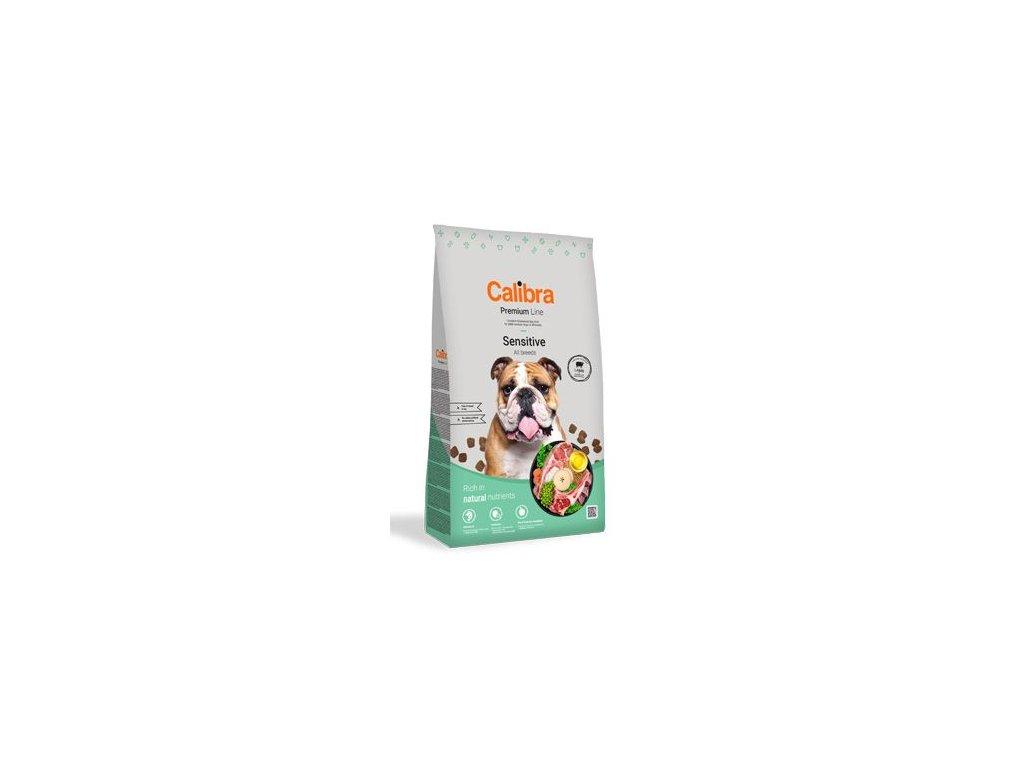 Calibra Dog Premium Line Sensitive 12 kg NEW
