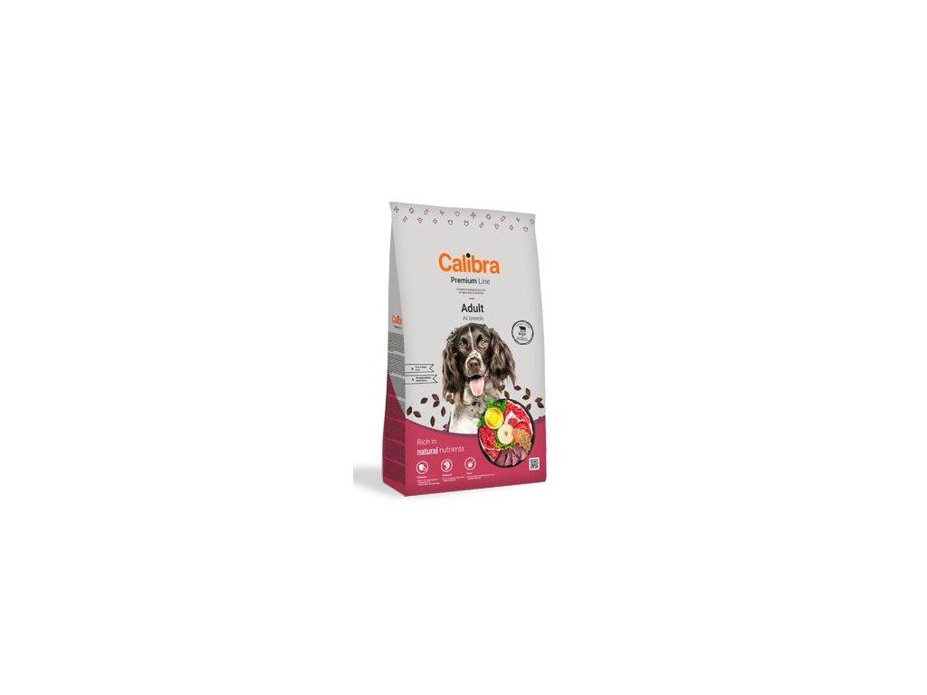 Calibra Dog Premium Line Adult Beef 3 kg NEW