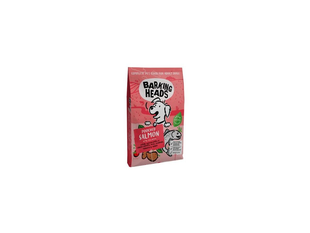 BARKING HEADS Pooched Salmon 6,5kg