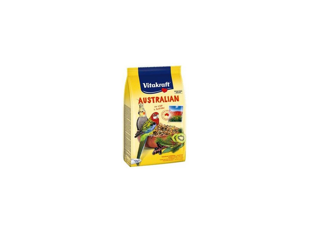 Vitakraft Bird krm. Menu parrot Australia 750g