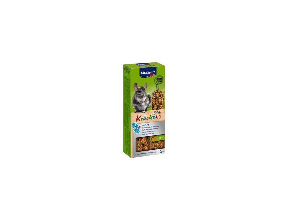Vitakraft Rodent Chinchilla poch. Calcium tyčinky 2ks