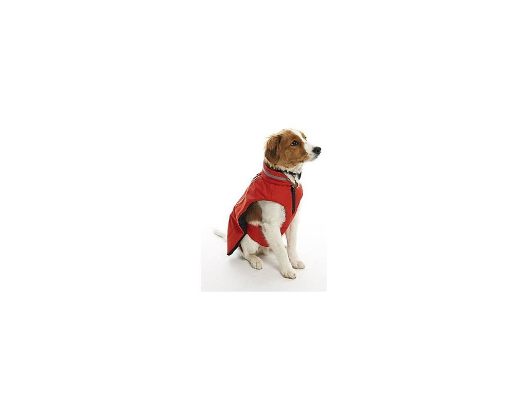Obleček Winter Červená chili 53cm XL KRUUSE