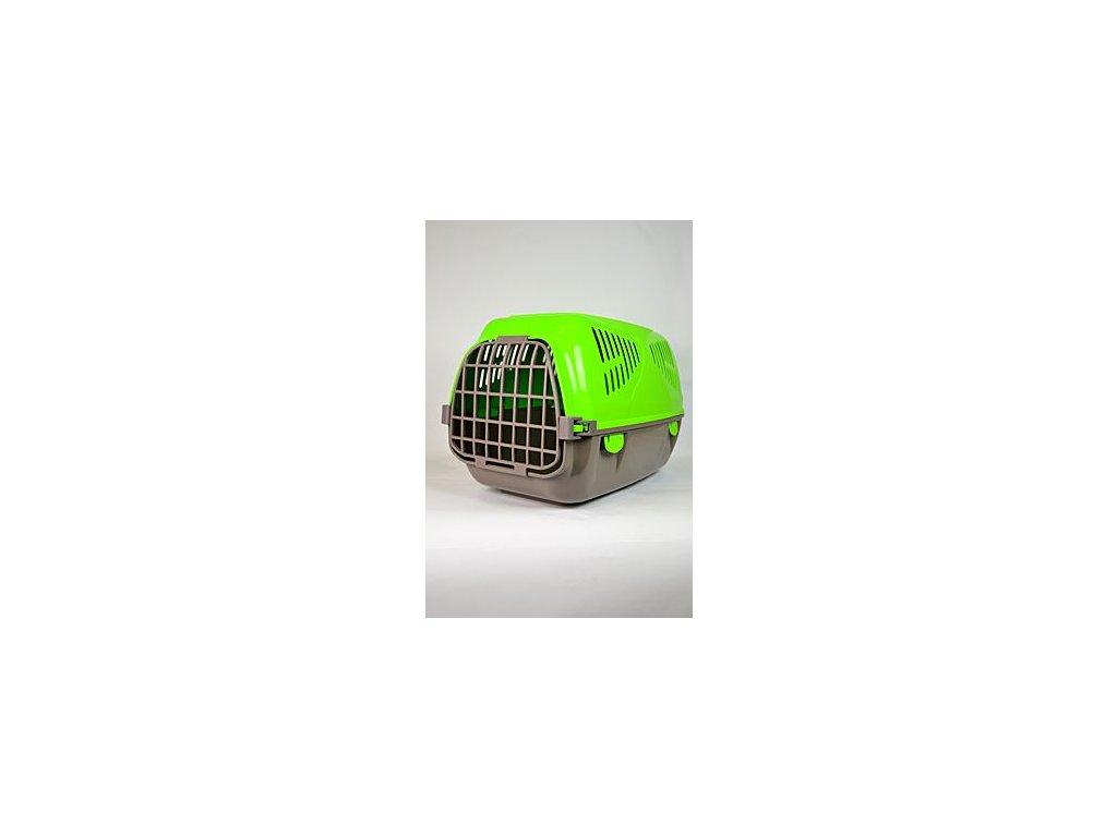 Přepravka SIRIO I. 50x31x34cm 1ks zelená