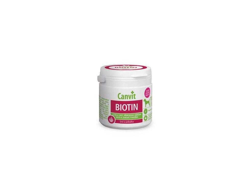 Canvit Biotin pro psy ochucený 100g