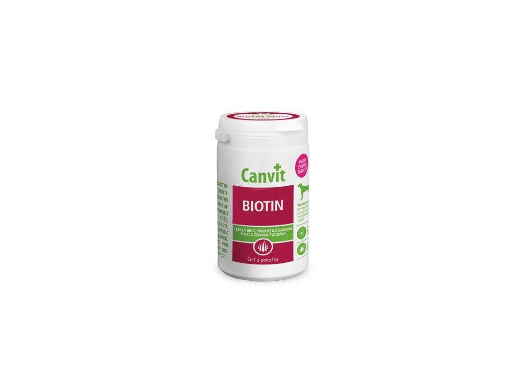 Canvit Biotin pro psy ochucený 230g