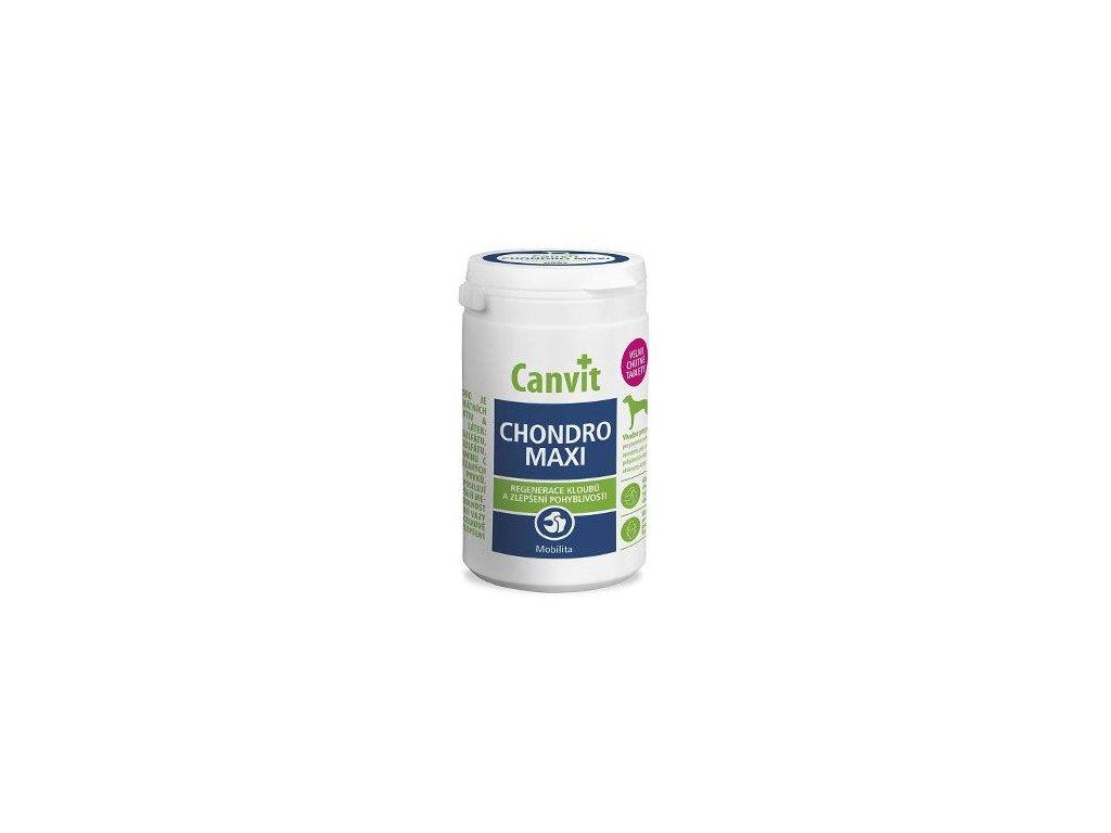 Canvit Chondro Maxi pro psy ochucené tbl.76/230g