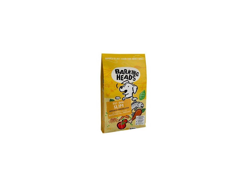 BARKING HEADS Fat Dog Slim NEW 12kg+2kg ZDARMA