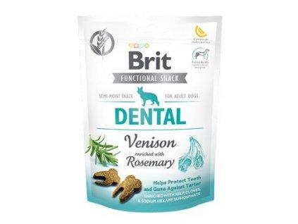 Brit Care Dog Functional Snack Dental Venison 150g