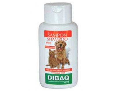 Dibaq Pet šampon s kondicionérem pes 200ml