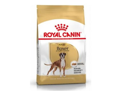 Royal Canin Breed Boxer