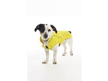 Obleček Raincoat Citrónová 25cm XS KRUUSE