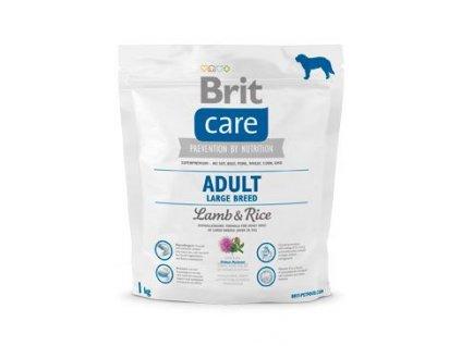 Brit Care Dog Adult Large Breed Lamb & Rice 1kg
