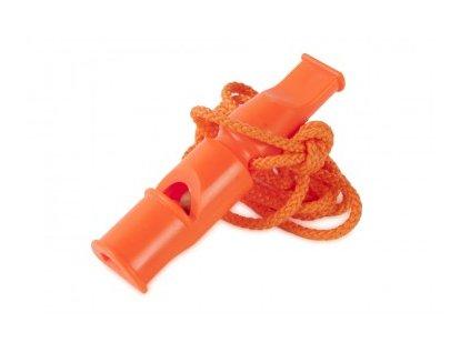 acme double dog whistle 640 9cm orange 33915