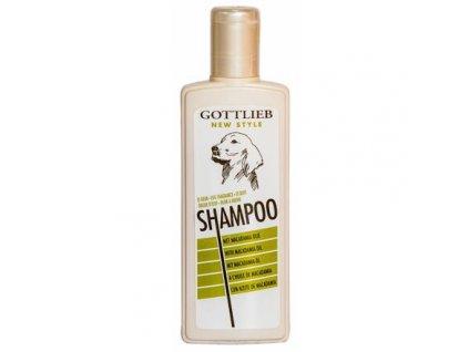 Gottlieb EI šampon 300ml - vaječný s makadamovým olejem